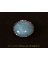Cabochon - Amazonite clipsable