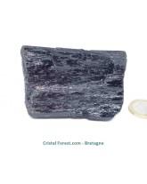 Tourmalines noires cristalisées - Blocs bruts