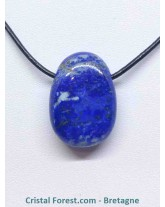 Lapis lazuli - Pendentif Pierres percées