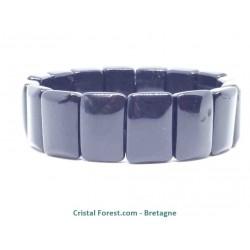 Oeil céleste (arc en ciel) - Bracelet plaque