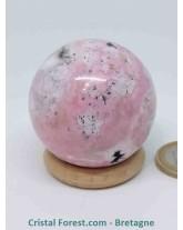 Rhodochrosite - Sphère