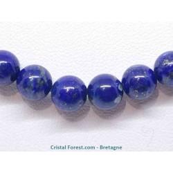 Lapis Lazuli - collier qualité suprême