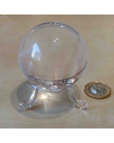 Sphère Cristal de roche - 1633