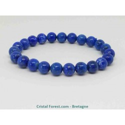Lapis lazuli - Bracelet boule
