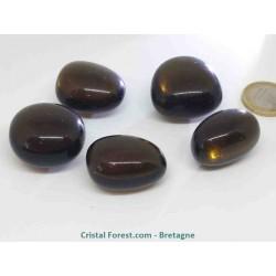 Obsidienne larme d'apache - Pierres roulées