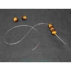 Fil élastique résistant pour bracelet