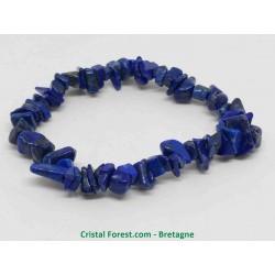 Lapis lazuli extra - Bracelet Baroque (ships)