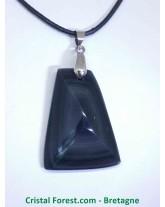 Obsidienne Oeil celeste (Arc en ciel)