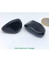 Obsidienne argentée - Pierre roulée