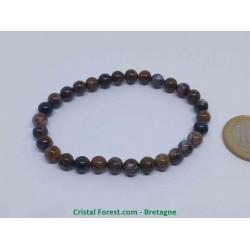 Piétersite - Bracelet Boules 6mm