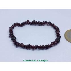 Grenat rouge (pyrope ou almandin) - Bracelets baroque (ships)