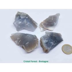 Agate naturelle - pierre brute