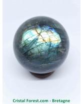 Labradorite (pierre des thérapeutes) - Sphères