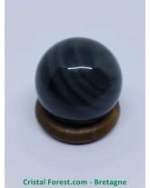 Obsidienne Oeil Celeste (Etats Unis) - Sphères