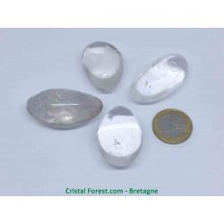 Cristal de Roche - Galet petit format