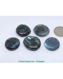 Labradorite (pierre des thérapeutes) - Petits galets