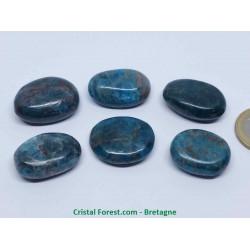 Apatite bleue - Galets