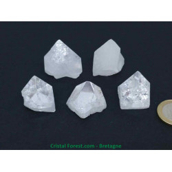 Apophyllite extra - Pointes Brutes Gemmes