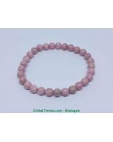 Rhodochrosite extra - Bracelets Boules