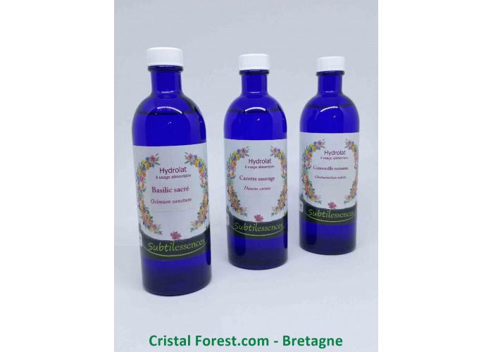 Complexe Anti-stress - Anti-stress - Basilic sacré, Carotte sauvage - Camomille Romaine