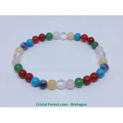Multipierres - Bracelet fantaisie