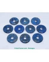 Donut ou PI chinois - Lapis lazuli EXTRA