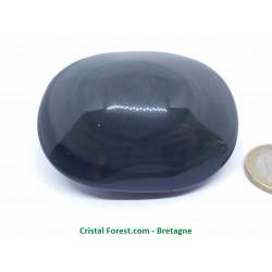 Obsidienne Oeil Celeste - Galets AA