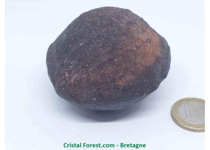 Moquis Balls -  Grands modèles - Polarité négative (Féminin) - 6.2 x 5.7 x 4.7cm / 196,50gr