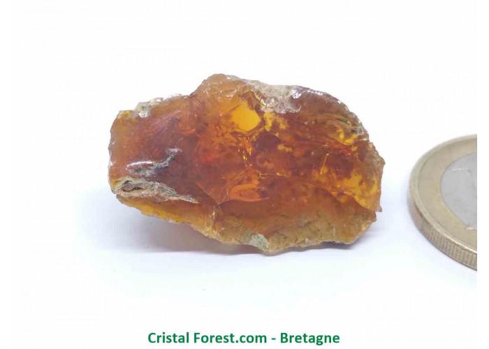 """Opale Noble """"Welo"""" AAA - Pierre gemme Brute  - 3 x 1,8 x 1,1 cm / 4,90gr"""
