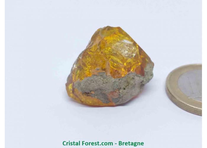 """Opale Noble """"Welo"""" AAA - Pierre gemme Brute  - 2 x  2,5 x 1,7 cm / 7,60gr"""