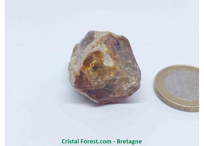 """Opale Noble """"Welo"""" AAA - Pierre gemme Brute  - 2,3 x 2,3 x 2,1 cm / 12,30gr"""
