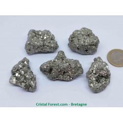 Pyrite de fer - Pierres Brutes