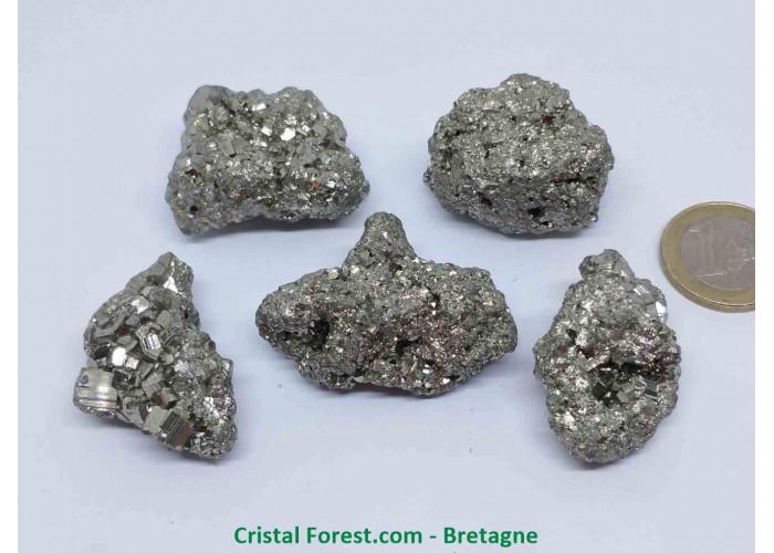 Pyrite de fer