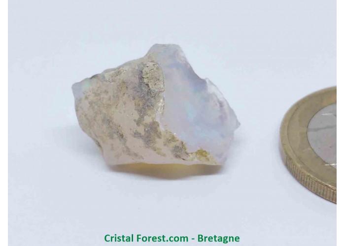 """Opale Noble """"Welo"""" AAA - Pierre gemme Brute"""