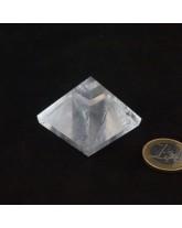 Pyramide en Cristal de roche 3,8 cm