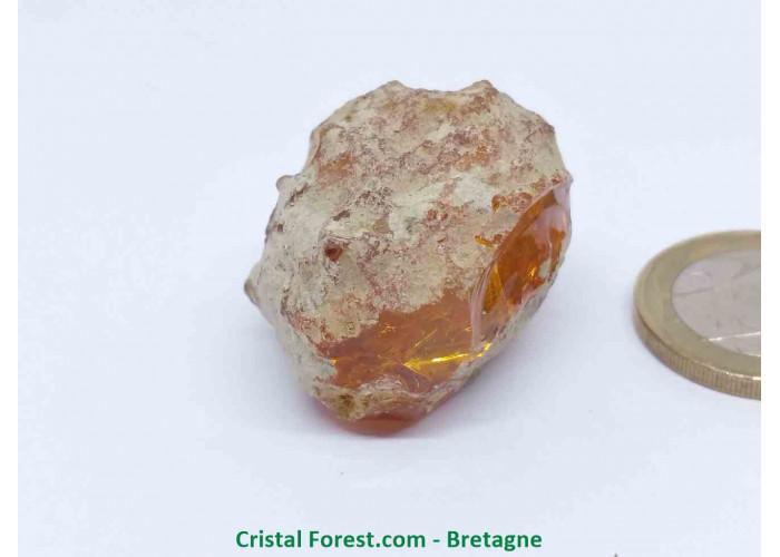 """Opale Noble """"Welo"""" AAA - Pierre gemme Brute  - 3,4 x 2,3 x 2,6 cm / 20,40gr"""