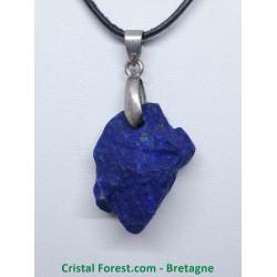 Lapis lazuli - Pendentif - Pierre brute