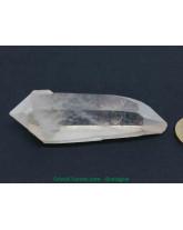 Cristal de Roche -  Pointes Brutes mono et bi-terminées
