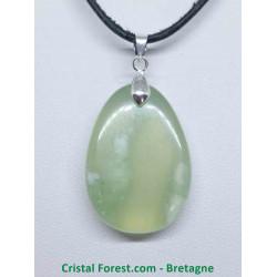 Jade de Chine - Pendentif  3 cm
