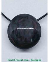 Obsidienne Manta Huichol