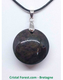 Obsidienne Mentogochol (Manta Huichol)