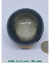 Obsidienne dorée