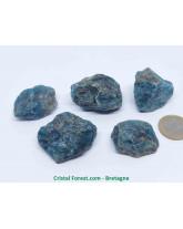 Apatite bleue - Pierres brutes