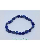 Lapis lazuli - Bracelet Grains