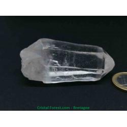 Cristal de roche AAA - Quartz Lémurien Pointe brute
