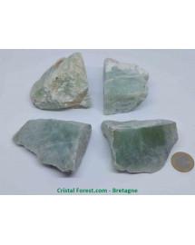 Jade de Chine - Pierre roulée