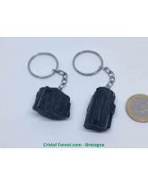 Tourmaline Noire - Portes clefs