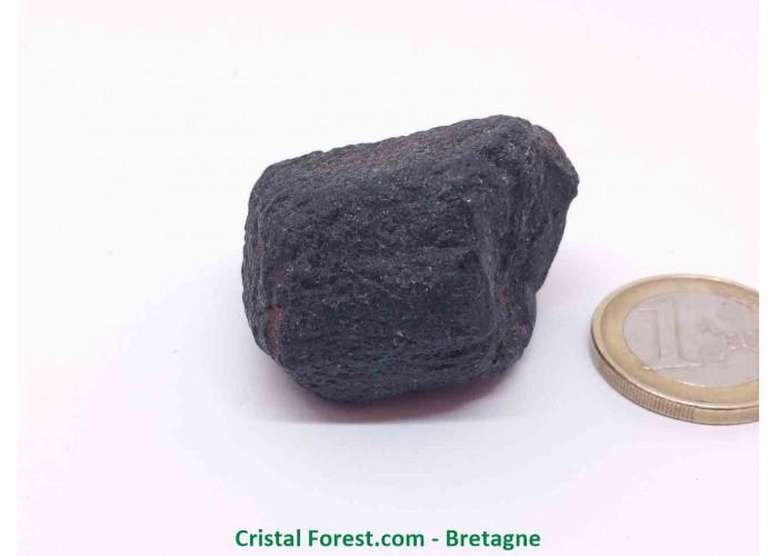 Tourmaline noire fibreuse