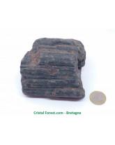 Tourmaline noire (Schorl) - Gros Bloc Brut