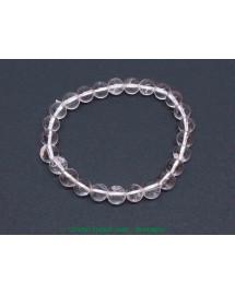 Cristal de roche - Bracelets boules - Taille Enfant